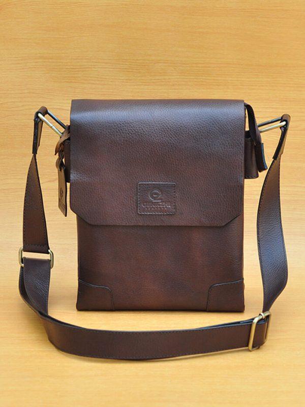 Brilly Bag GL9 Jual Tas Kulit Asli Jogja Genkzhi Leather