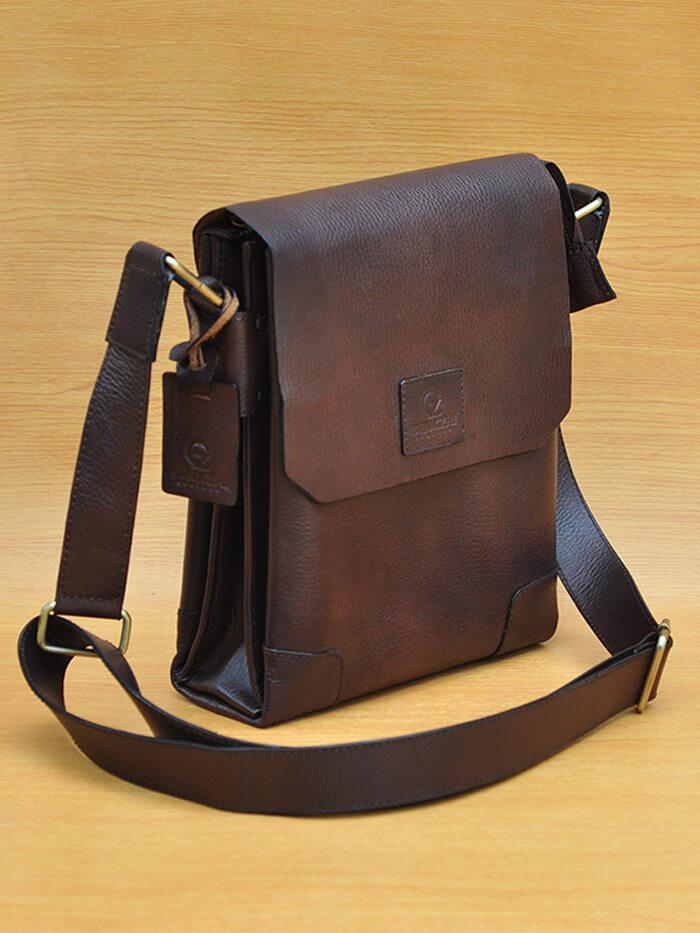 Brilly Bag GL9 Jual Tas Kulit Asli Jogja Genkzhi Leather 92d8919e41