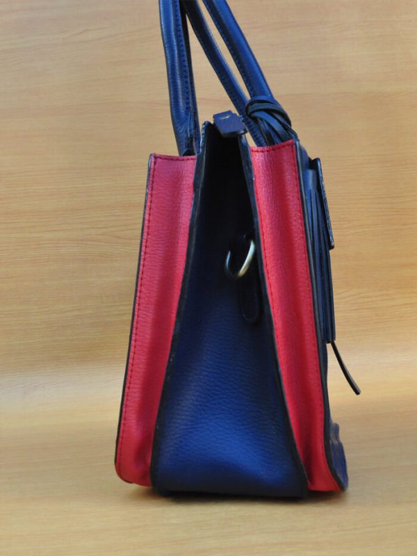 Flea Bag GL10 Jual Tas Kulit Asli Jogja Genkzhi Leather